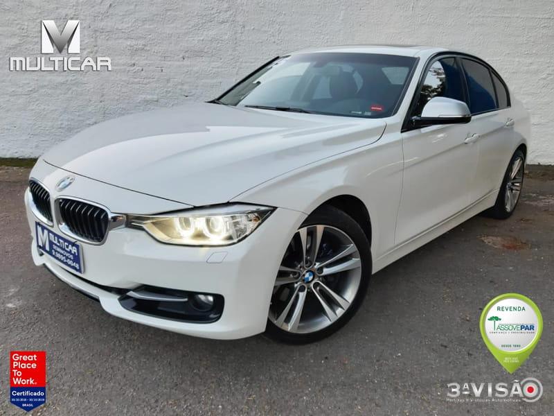BMW 328I 2.0 ACTIVE FLEX