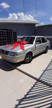 2000 volkswagen santana 2.0 mi  4p