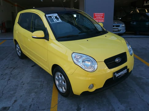 2010 kia picanto ex3 1.0 manual