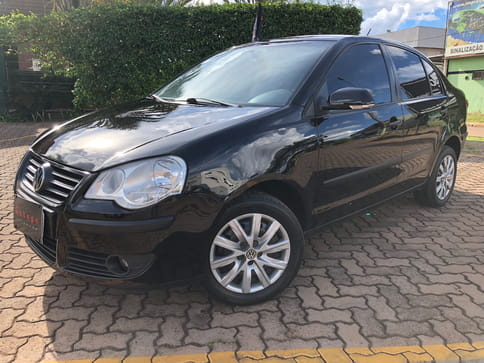 2010 VOLKSWAGEN POLO SEDAN 1.6 8v 4P