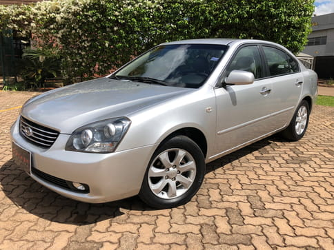 2007 KIA MAGENTIS SEDAN-AT EX 2.0 16v 4P