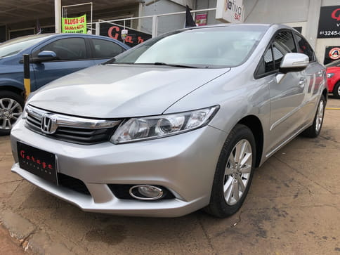 2014 HONDA CIVIC LXR 2.0 16V FLEX AUT.
