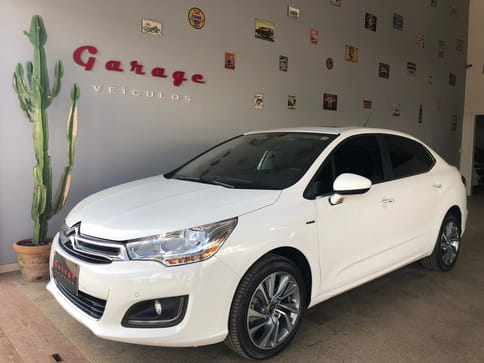 2016 citroen c4 lounge exclusive 1.6 turbo
