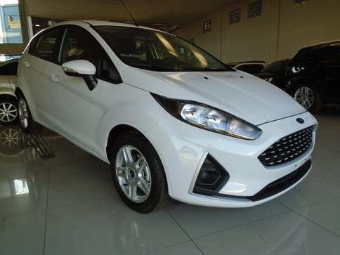 FORD NEW FIESTA 1.6 SEL HATCH 16V FLEX 4P POWERSHIFT