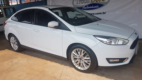 FORD FOCUS SEDAN SE 2.0 AUT