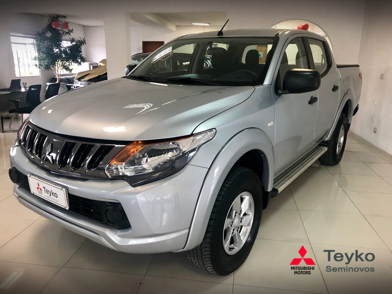 MITSUBISHI L200 TRITON 2.4 16V TURBO DIESEL SPORT GLS CD 4P 4X4 MANUAL