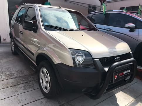 2007 ford ecosport xls 1.6 8v 4p