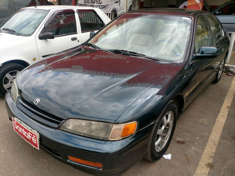 1994 HONDA ACCORD SEDAN EX-AT 2.2 16v 4P