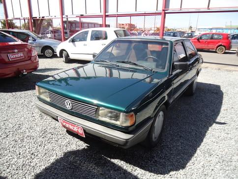 1993 volkswagen voyage cl 1.6 2p