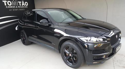 2017 jaguar f-pace 2.0 prestige 180cv diesel aut.