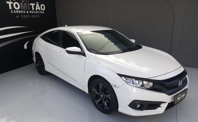 HONDA CIVIC SEDAN SPORT 2.0 FLEX 16V AUT 4P