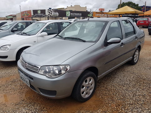2007 FIAT SIENA CELEBRATION 1.0 8V FIRE FLEX MEC.