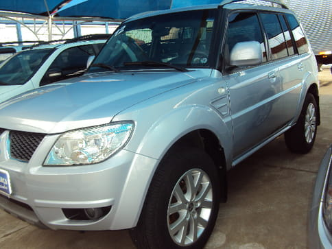 2012 mitsubishi pajero tr4 4x4 2.0 16v