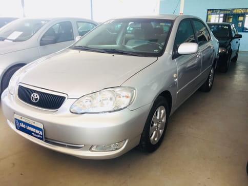 2007 toyota corolla sedan xei 1.8 16v basico