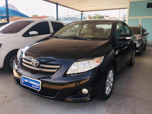 2010 toyota corolla sedan se-g 1.8 16v 4p