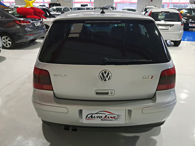 volkswagen golf 1.8 gti mi turbo 4p 2006