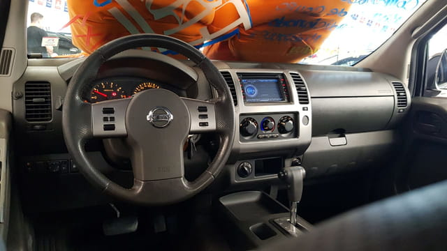 nissan frontier le cd 4x4at 2.5 tbic 4p 2013