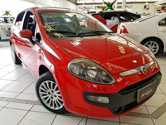 fiat punto attractive 1.4 flex