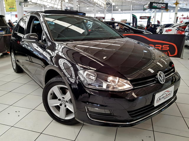 volkswagen golf highline ab