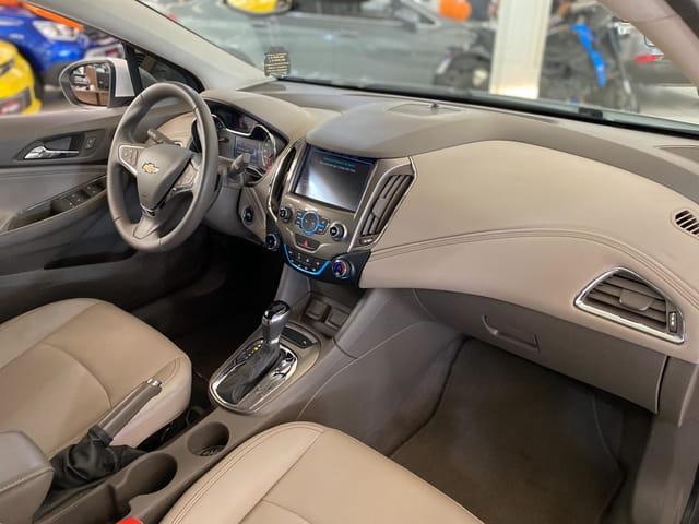 chevrolet cruze ltz 1.4 16v turbo flex 4p aut