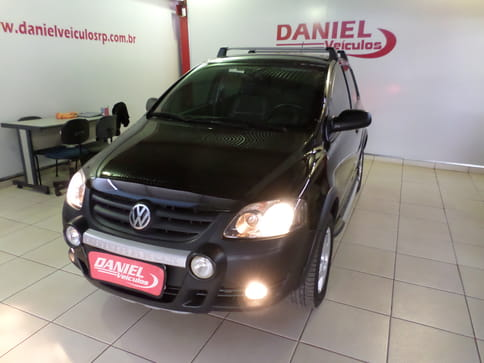 2010 volkswagen crossfox 1.6 mi flex 8v 4p manual