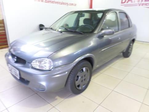 2001 chevrolet corsa sedan 1.0 8v  4p