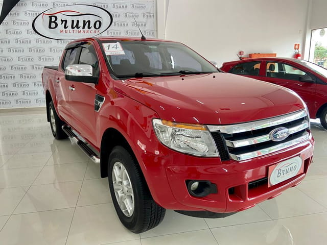 ranger 2.5 xlt limited 16v 4x2 cd flex 4p manual