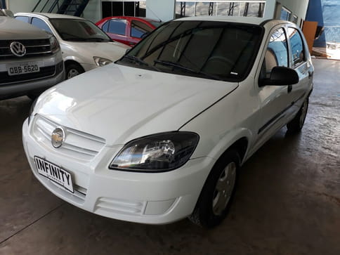 2007 CHEVROLET CELTA 1.0 VHCE LIFE 8V FLEX 4P MANUAL