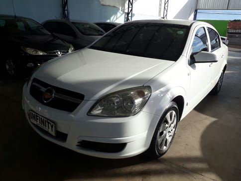 2008 CHEVROLET VECTRA EXPRESSION 2.0 8v 4P