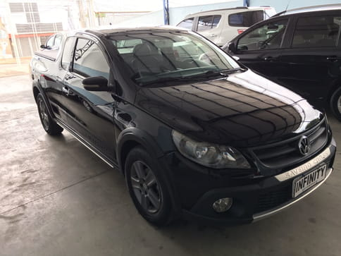 2011 VOLKSWAGEN SAVEIRO CROSS 1.6 16V G6 CE