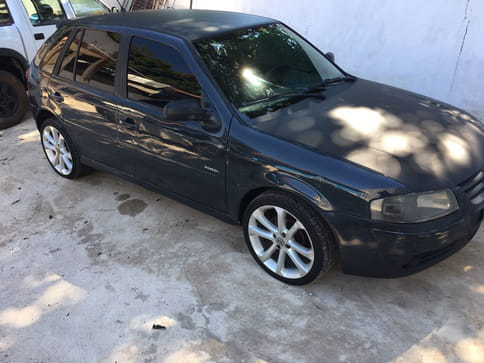 2007 VOLKSWAGEN GOL POWER 1.6 MI  4P
