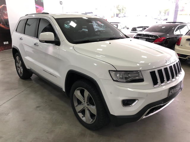 JEEP GRAND CHEROKEE LIMITED 3.0 TB