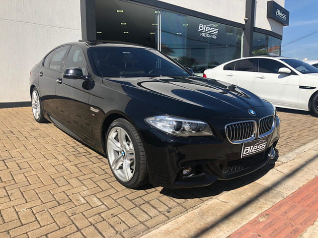 BMW 535I 3.0 24V 4P 306 CV BI TURBO