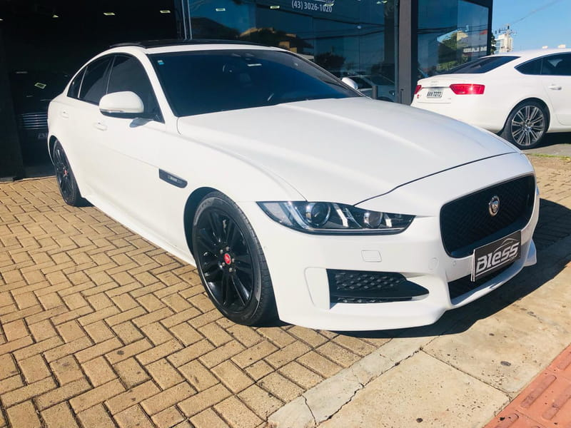 JAGUAR XE 2.0 Turbocharged R-Sport 240cv
