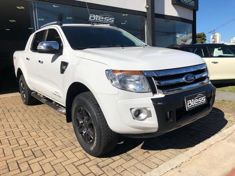 FORD RANGER LIMITED CD 4X4 AUTOMáTICO
