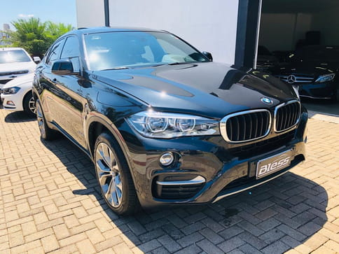 BMW X6 XDRIVE 3.5I BI-TURBO 306 CV AUT