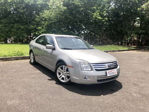 FORD FUSION 2.3 16v 4P