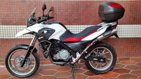 2012 bmw g 650 gs
