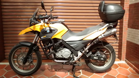 2013 bmw g 650 gs