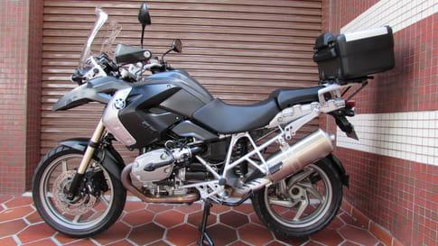 2008 bmw r 1200-gs