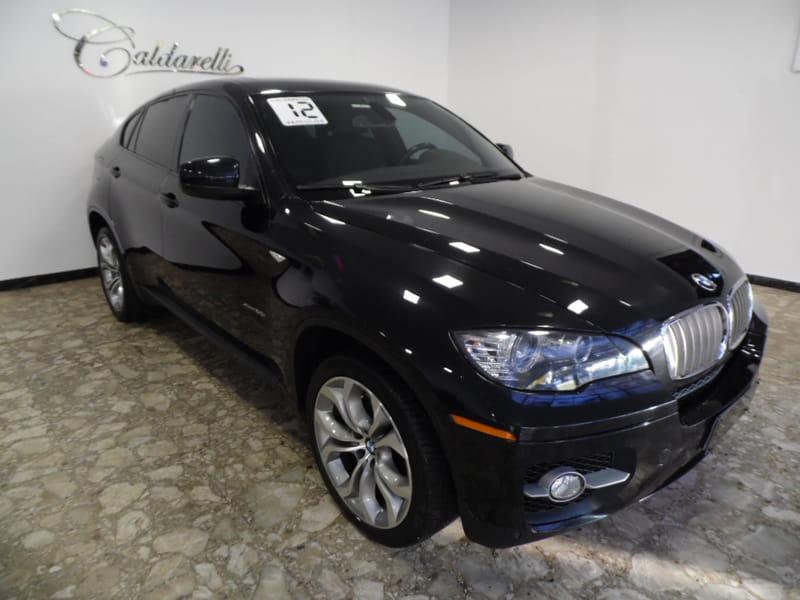 BMW X6 (XDRIVE50I) 4.4 V-8 BI-TURBO GAS. (IMP.) 4P