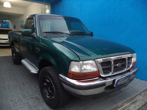 1998 ford ranger xlt 4x4 tb 2.5d 2p