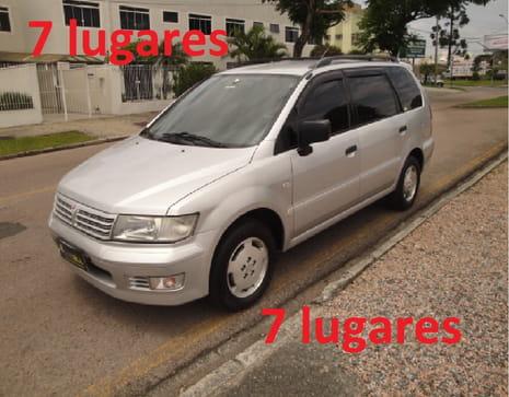 2002 mitsubishi space wagon gls 2.0 4p