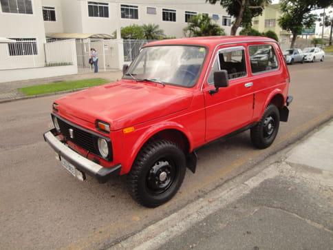 1991 lada niva 1.6 4x4 2p