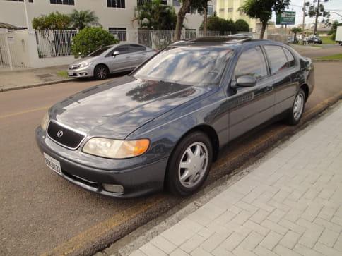 1993 lexus gs 300 3.0 24v v-6 4p