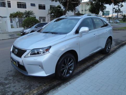 2014 lexus rx-350 f-sport 3.5 24v aut