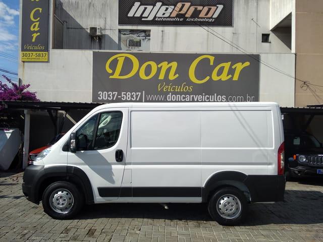 ducato cargo curto 2.3 diesel 4p