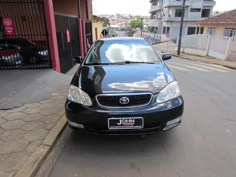 2003 toyota corolla sedan se-g 1.8 16v 4p