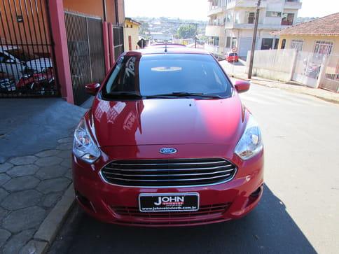 2015 ford ka+ sedan 1.5 sel 16v