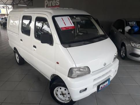 2011 chana cargo pick-up 4p